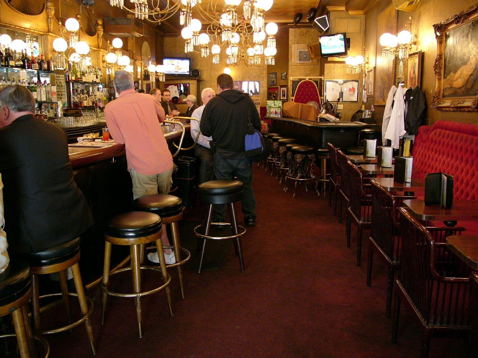 Hook up bar a San Francisco