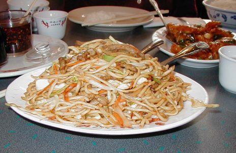 Chow Mein henrys Hunan