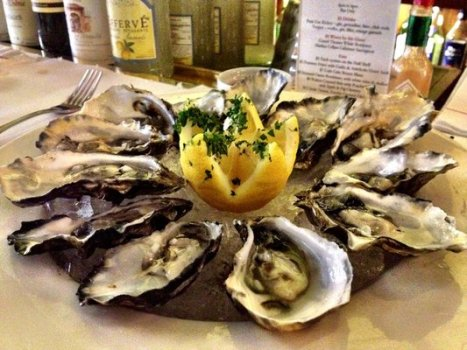 Le Central Oysters